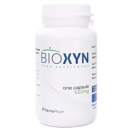 Bioxyn est un complément alimentaire à base d'ingrédients naturels