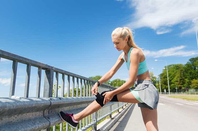 Knee Active Plus utilise des aimants dont l'efficacité a été prouvée