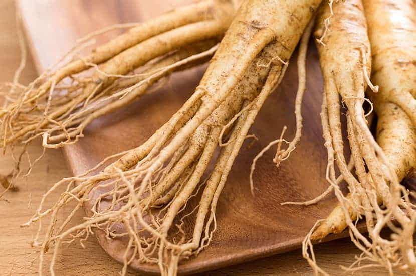 Le ginseng est utilisé depuis des milliers d'années pour améliorer les performances sexuelles