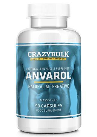 Au lieu de contenir des stéroïdes illégaux, l'Anvarol contient de la protéine de soja