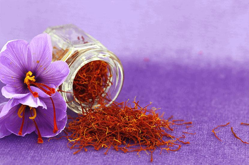 Bioxyn - Ingrédient naturel n°1 : le safran