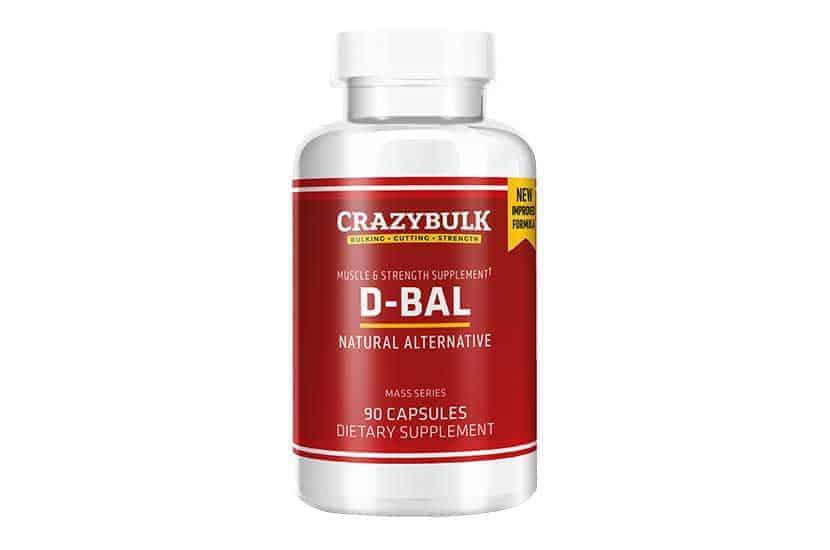 D-Bal, la version légale de Dianabol