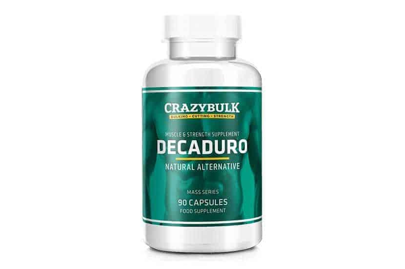 Le DecaDuro est l'alternative légale au Deca-Durabolin