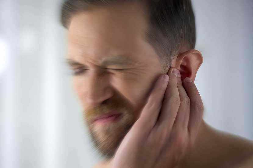 Les acouphènes sont un symptôme qui affecte le système auditif
