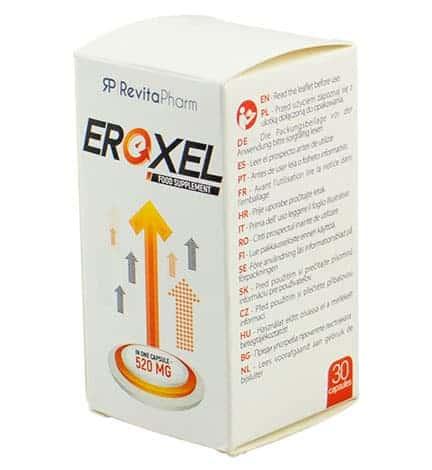 Eroxel est un supplément qui peut aider à améliorer les dysfonctionnements érectiles