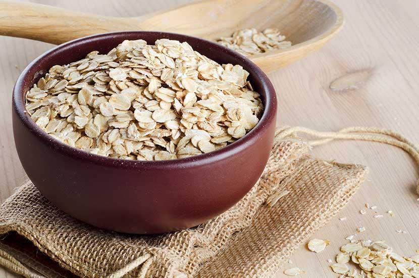 L'avoine procure de la satiété et peut réguler le taux de sucre dans le sang