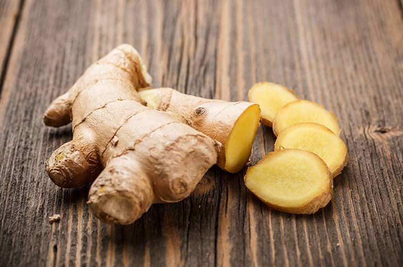 Le gingembre influence directement le métabolisme des sucres