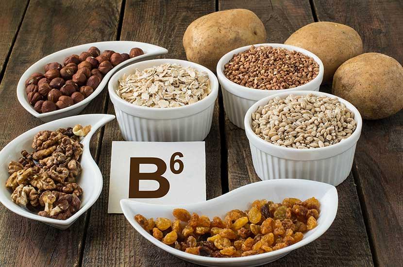 La vitamine B6 aide à combattre le stress oxydatif