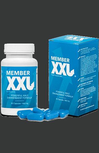 Member XXL est un complément alimentaire qui peut vous aider à vous sentir plus en sécurité au moment des rapports sexuels