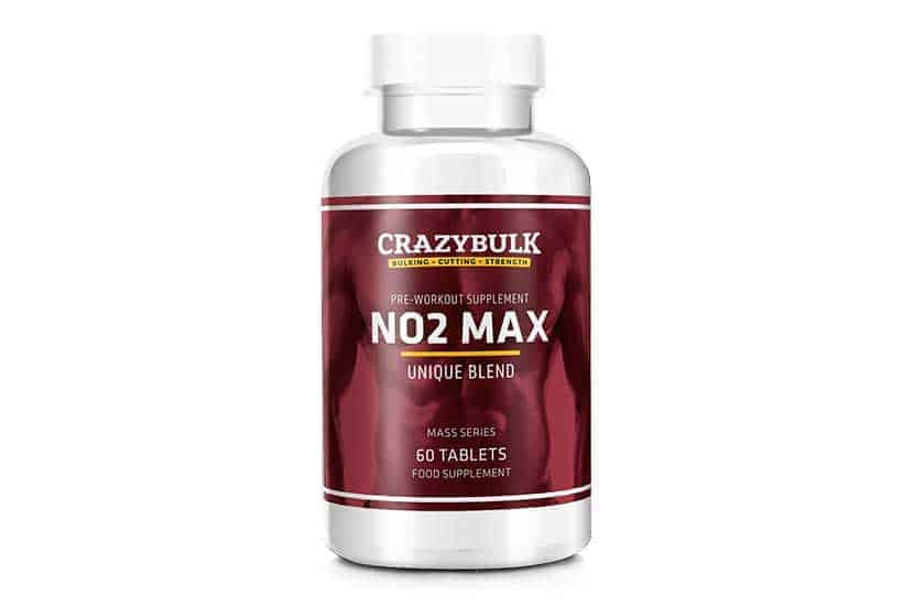 No2Max peut vous aider à augmenter votre force