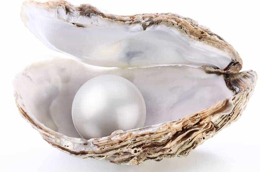La poudre de perle est obtenue en broyant les perles en une fine poudre