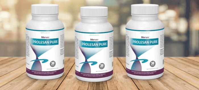Prolesan Pure a un mélange unique d'extraits de plantes pour vous aider à vous mettre en forme