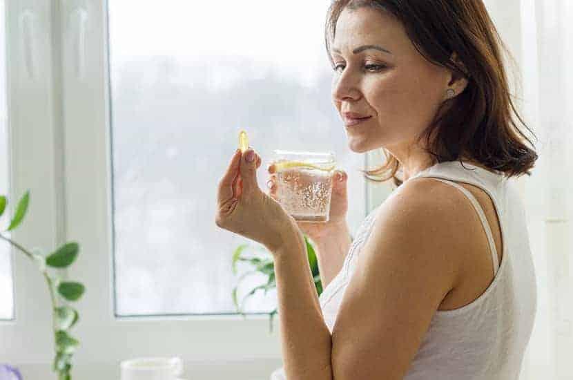 Prendre une capsule de Germitox avant le petit déjeuner et une avant le dîner