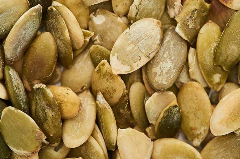 Les graines de courge contiennent un acide aminé qui affecte les vers