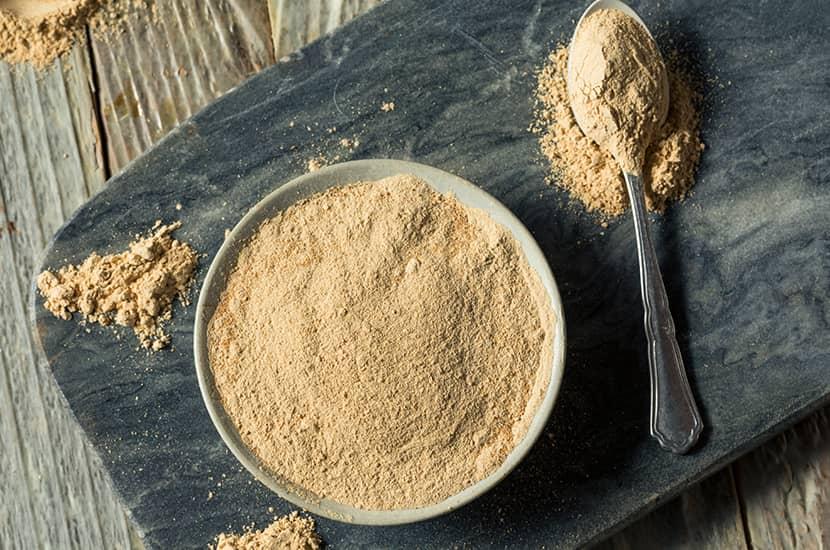 La racine de maca est utilisée depuis des siècles comme aphrodisiaque et stimulant de l'énergie sexuelle