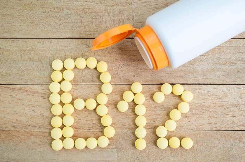 Les personnes ayant un taux élevé de vitamine B12 sont moins susceptibles d'être obèses