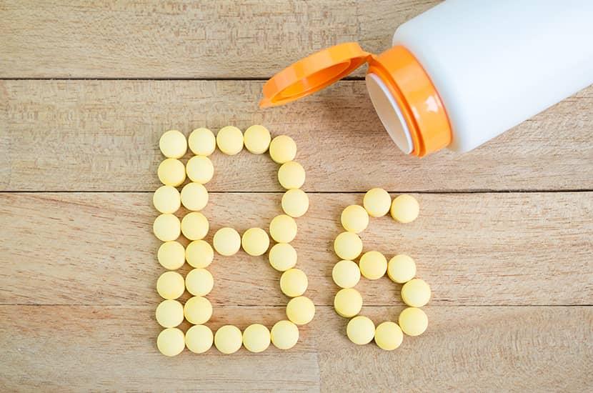 La vitamine B6 peut aider ceux qui veulent perdre du poids en éliminant les graisses